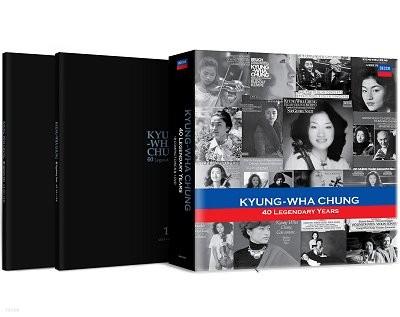 정경화 데카 데뷔 40주년 기념반