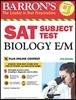 Barron's SAT Subject Test Biology E/M, 6/E
