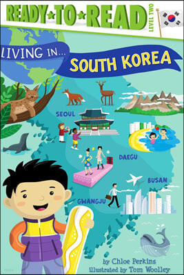 Ready To Read 2 : Living in . . . South Korea