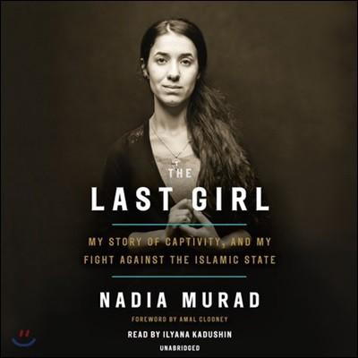 The Last Girl (미국판 / 오디오북)