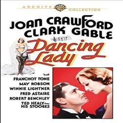 Dancing Lady (1933) (댄싱 레이디) (DVD-R)(DVD)