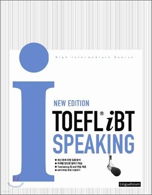 LinguaForum New Edition TOEFL iBT i-Speaking