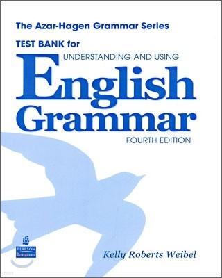 Understanding and Using English Grammar, 4/E : Testbank