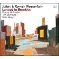 Julian & Roman Wasserfuhr (율리아 앤 로만 바서푸르) - Landed In Brooklyn [LP]