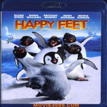 [Blu-ray] Happy Feet - 해피 피트 (수입/미개봉)