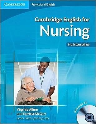 Cambridge English for Nursing Pre-intermediate Student's Book