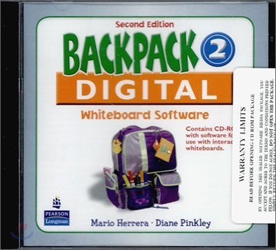Backpack 2 Interactive Whiteboard : CD-ROM