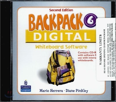 Backpack 6 Interactive Whiteboard : CD-ROM