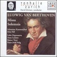David Zinman 베토벤 : 장엄 미사 (Beethoven : Missa Solemnis)