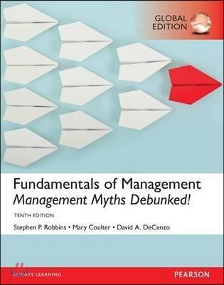 Fundamentals of Management, 10/E (IE)