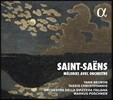 Yann Beuron / Tassis Christoyannis 생상스: 오케스트라와 함께하는 가곡집 (Saint-Saens: Melodies avec Orchestre) 얀 뵈롱, 타시스 크리스토얀니스
