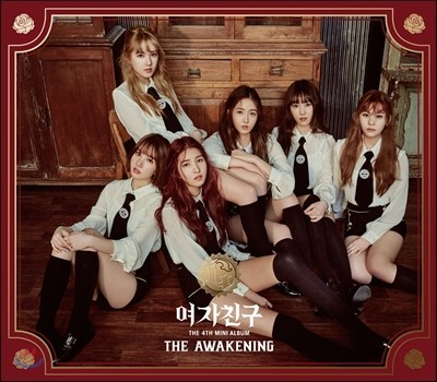 여자친구 (G-Friend) - 미니앨범 4집 : The Awakening [Knight ver.]