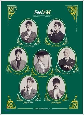 비투비 (BTOB) - 미니앨범 10집 : Feel'eM