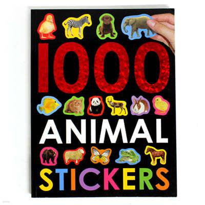 [스크래치 특가]1000 Animal Stickers