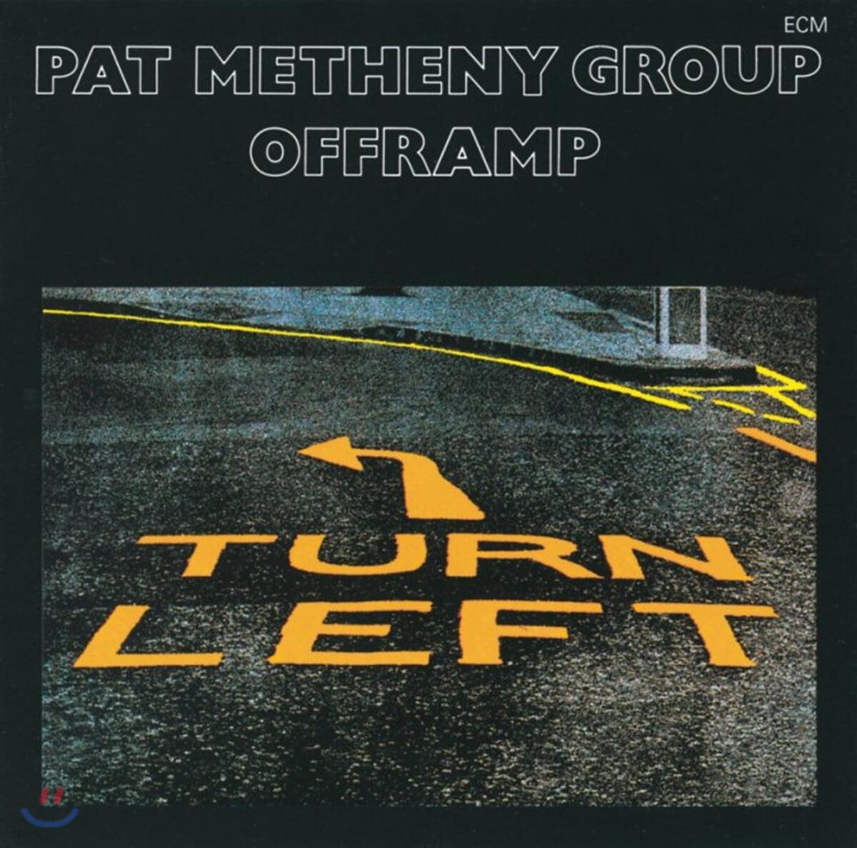 Pat Metheny Group (팻 매스니) - Offramp [LP]