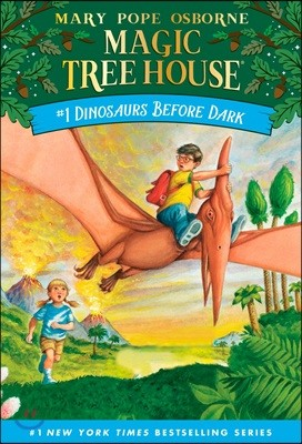 (Magic Tree House #1) Dinosaurs Before Dark