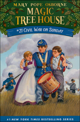 (Magic Tree House #21) Civil War On Sunday