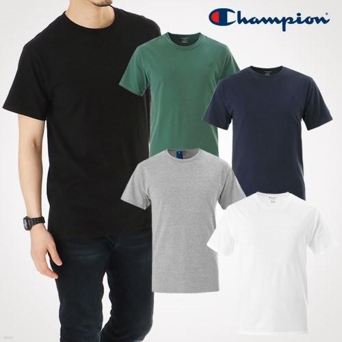 [CHAMPION]챔피온 클레식 2.0 져지 반팔 티셔츠 7종 택1_의류/상의/라운드티셔츠