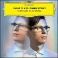 Vikingur Olafsson 필립 글래스: 피아노 작품 (Philip Glass: Piano Works) 비킹구르 올라프손 [2LP]
