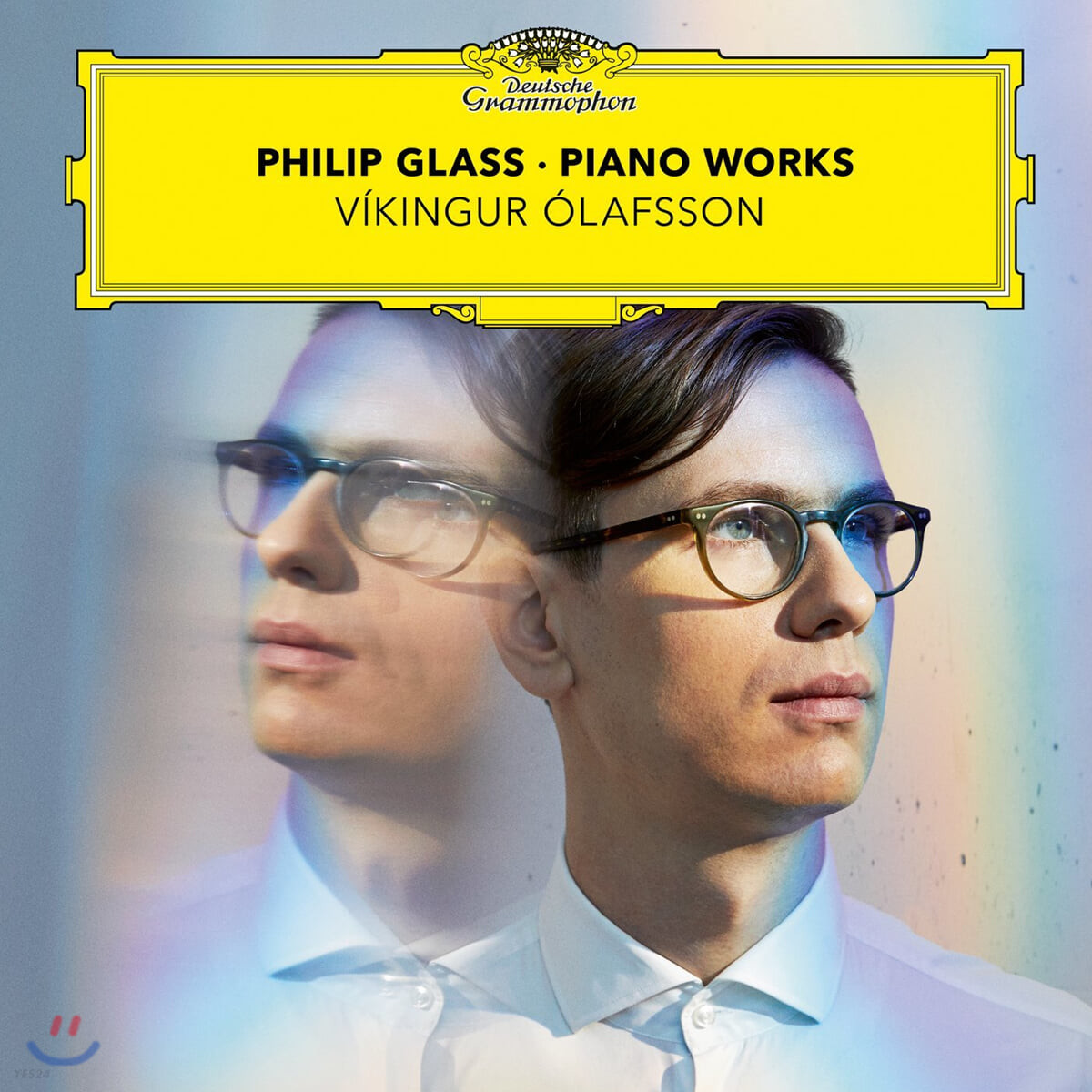 Vikingur Olafsson 필립 글래스: 피아노 작품집 - 비킹구르 올라프손 (Philip Glass: Piano Works) [2LP]