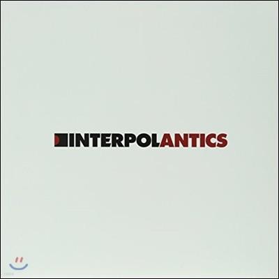 Interpol (인터폴) - Antics [LP]