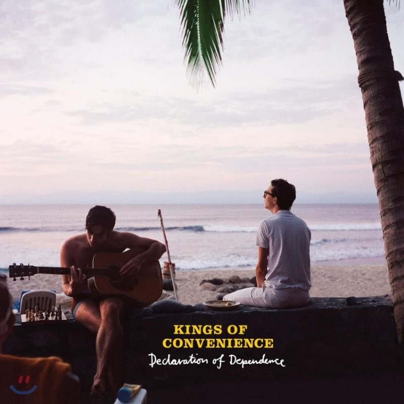Kings Of Convenience (킹스 오브 컨비니언스) - 3집 Declaration Of Dependence [LP]