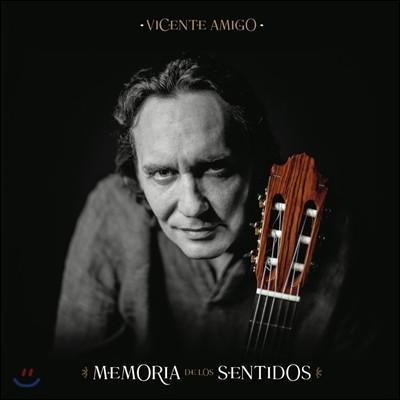 Vicente Amigo (비센테 아미고) - Memoria De Los Sentidos [2 LP]
