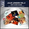 Julie London (줄리 런던)  - Eight Classic Albums Vol.2 (8 클래식 앨범 2집)