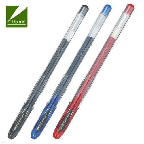 [유니] 시그노 중성펜 UM-120 0.5mm(낱개)