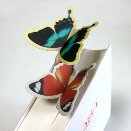 [창고대개방][책갈피 카드] 나비의 꿈 (4종 택1)
