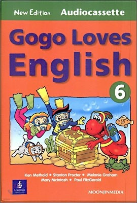 Gogo Loves English 6 : Cassette (New Edition)