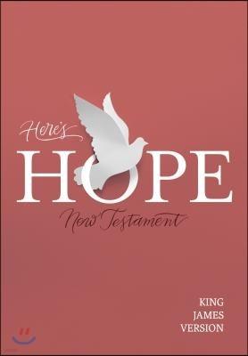 KJV Here's Hope New Testament