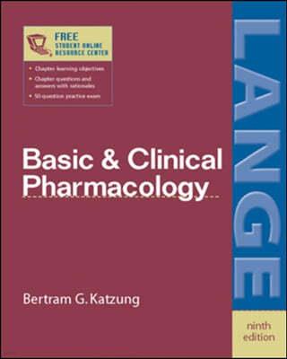 Basic & Clinical Pharmacology, 9/E
