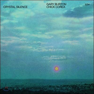 Gary Burton / Chick Corea (게리 버튼, 칙 코리아) - Crystal Silence [LP]