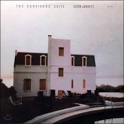 Keith Jarrett (키스 자렛) - The Survivors Suite [LP]