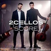 2Cellos (투첼로스) - Score (스코어: 영화음악 연주집)