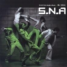 에스엔에이 (S.N.A) - Mr. S.N.A (미개봉)