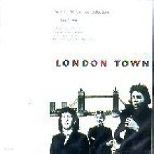 Paul Mccartney & Wings - London Town (수입)