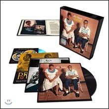 Ella Fitzgerald & Louis Armstrong (엘라 피츠제럴드 & 루이 암스트롱) - Ella & Louis Complete Studio Master Takes (엘라 앤 루이스) [6LP]