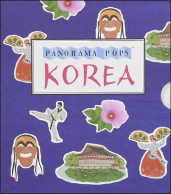 Pop-up : Korea Panorama Pops : 한국 파노라마 팝업북