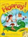 Hip Hip Hooray 3 : Student Book (Book & CD)