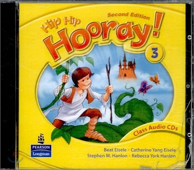 Hip Hip Hooray 3 : Audio CD