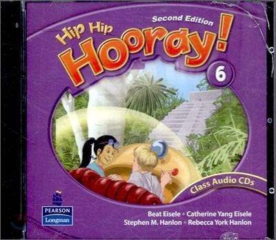 Hip Hip Hooray 6 : Audio CD