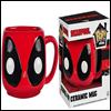 Funko - (펀코)Funko Pop! Home: Marvel - Deadpool Ceramic Mug
