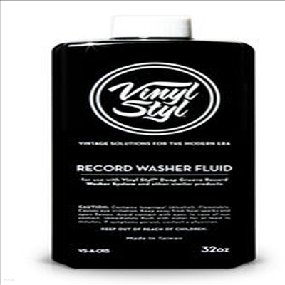 Vinyl Styl - Vinyl Styl™ Record Washing Fluid 32oz