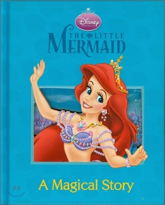 Disney Magical Story : Ariel & a Aquamarine Jewel