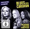Blues Caravan 2016: Blue Sisters in Concert - Ina Forsman, Layla Zoe & Tasha Taylor 러프 레코드 블루스 카라반 - 이나 포스만, 레일라 조 & 타샤 테일러