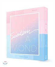 세븐틴 (Seventeen) - 2016 LIKE SEVENTEEN - Shining Diamond CONCERT DVD