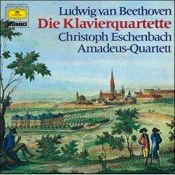 Christoph Eschenbach / Amadeus Quartet 베토벤: 피아노 사중주 (Beethoven: Piano Quartets) 크리스토프 에센바흐, 아마데우스 사중주단
