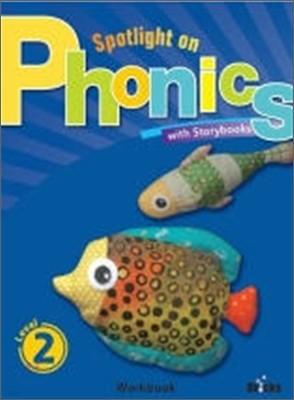 Spotlight on Phonics 2 Workbook
